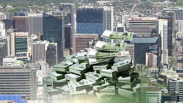 韩国去年国债近1750万亿韩元 财政赤字达最高纪录