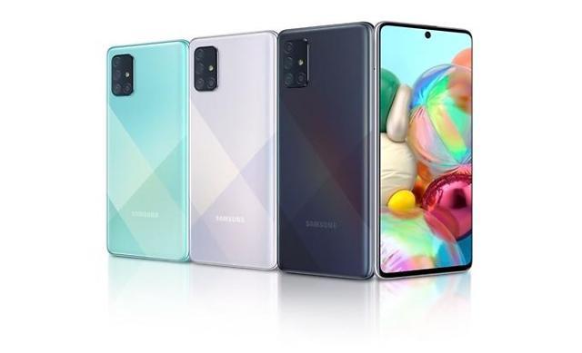 三星LG欲推中低端5G手机抢占市场