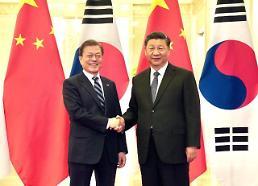 .青瓦台:尽早促成习近平访韩立场不变.