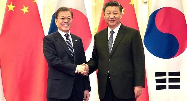 青瓦台:尽早促成习近平访韩立场不变