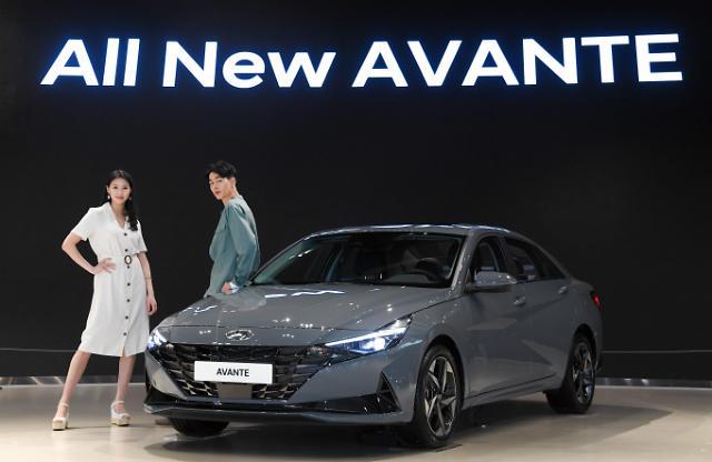 现代汽车发布新一代朗动