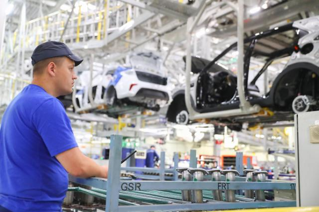 现代汽车俄罗斯工厂推迟复工