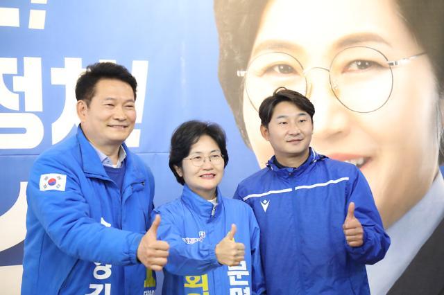 [총선 D-8] 차기 당권 잡아라…송영길·우원식·홍영표 선거지원하며 물밑작업