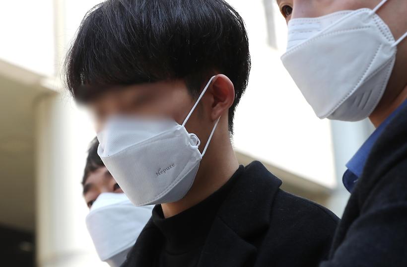 '박사방' 조주빈 공범 공익요원 최 모씨