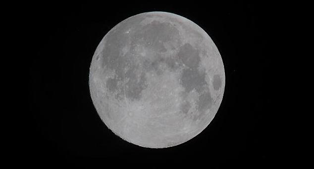 [포토] 2020년 가장 큰 보름달