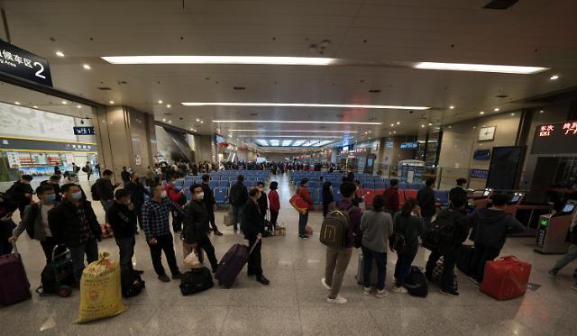 中 우한, 봉쇄 두달 보름만에 오늘 해제…항공·기차 운영 재개