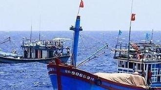 Bộ ngoại giao Mỹ lên án hành động đâm chìm tàu cá Việt Nam của Trung quốc
