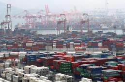 .报告:中美日GDP增速降1个百分点时 韩下滑0.4至0.5个百分点.