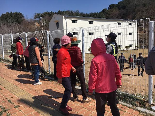 경기도, 신천지 폐쇄 시설 무단출입한 이만희 등 6명 고발