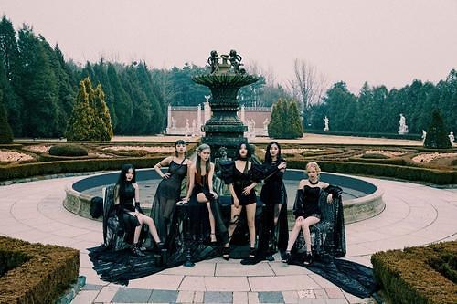 女团(G)I-DLE新辑登顶全球35区iTunes专辑榜