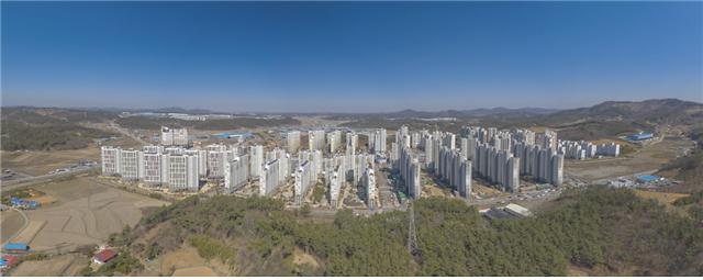 """""""직주근접 수요 잡아라""""…테크노밸리 품은 아파트 비상"""