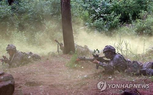 육군 과학화훈련 20일부터 재개... 3사단 2500여 명 참가
