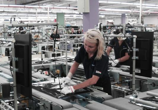 삼성전자 미국 세탁기 공장, 재가동 이틀 만에 셧다운