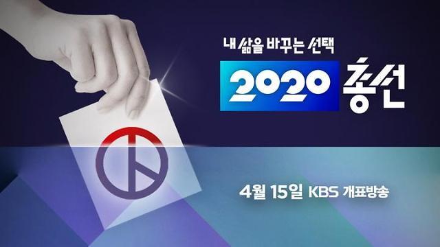 """KBS """"2020 총선 개표방송, 정치합시다와 데이터쇼 결합…토크 내실화"""""""