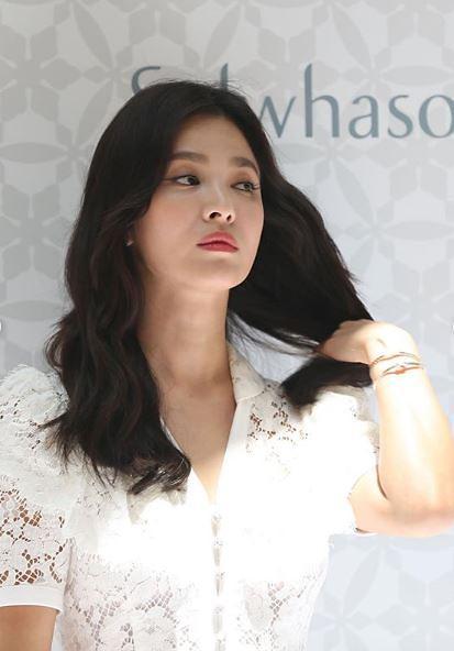 송혜교, 82억원 삼성동 자택 급매각 이유는?