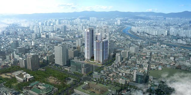 현대건설, '힐스테이트 동인 센트럴' 이달 분양
