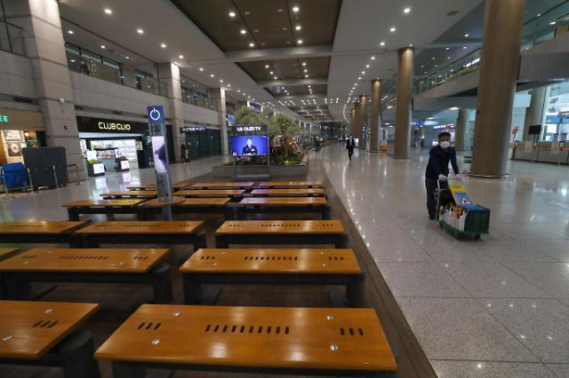 韩国2月旅游收入和支出双双下滑