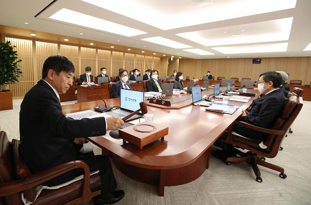 韩国央行维持基准利率0.75%不变