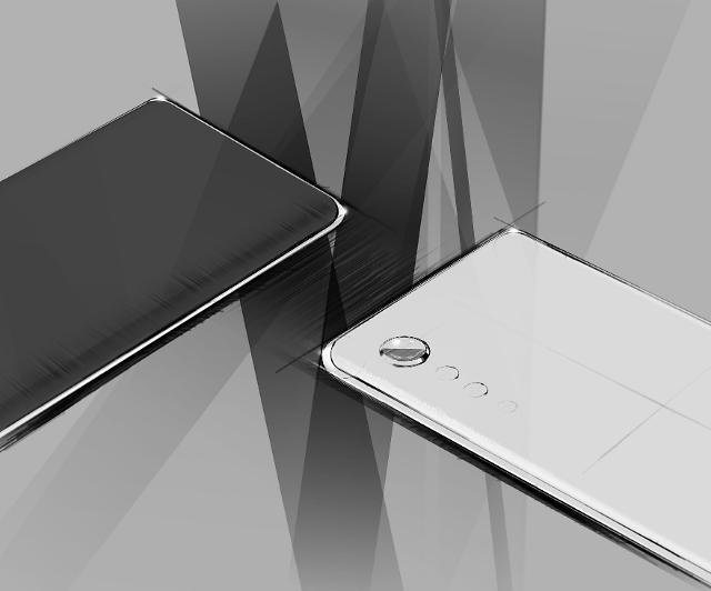 LG电子公开新一代手机设计语言 摄像头排列似雨滴