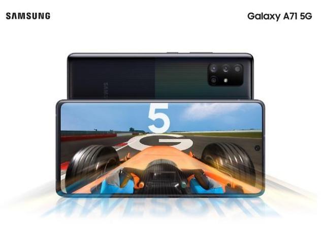 삼성전자, 갤럭시A51·A71 5G 공개…5G 시장 주도권 강화한다