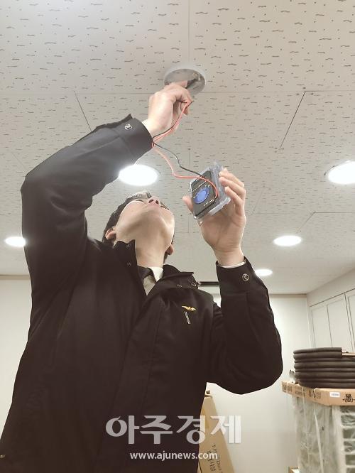 안산소방, 제21대 국회의원선거 대비 특별경계근무 돌입