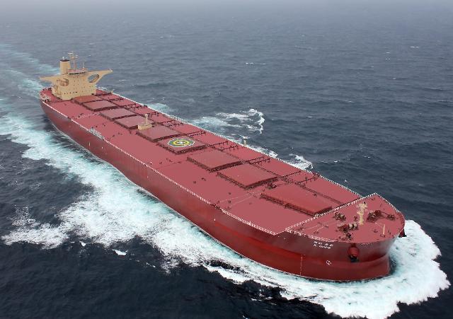 Hyundai shipyard applies autonomous sailing technology to bulk carrier