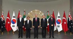 .中等强国合作体5国外长发表抗疫联合声明.