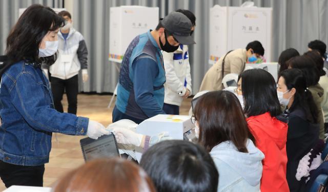 [총선 D-5] 신분증 있으면 누구나 가능…오늘부터 전국 3천508곳 사전투표