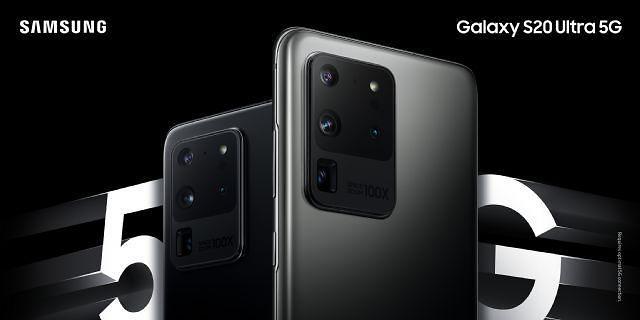 中韩5G智能手机竞争加剧 各大公司加快抢占市场步伐