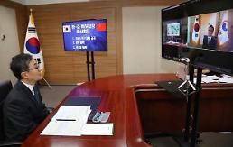 .韩中加强专利信息服务合作 共同应对新冠肺炎疫情 .