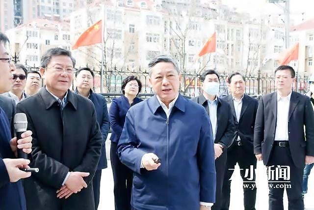 장수핑 옌타이 당서기, 애터미 중국본사 현장방문 [중국 옌타이를 알다(452)]