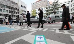 .调查:九成韩国民众疫情期间参与保持社会距离运动.