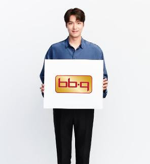 李敏镐成为BBQ炸鸡品牌代言人