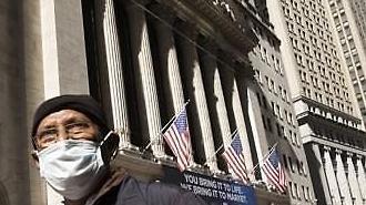 Chỉ số chứng khoán Mỹ giảm 1,39% do thông tin báo cáo doanh thu