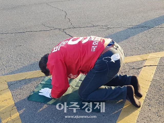 """박승호 후보, """"포항남·울릉 위해 더 많은 일을 할 수 있게 도와 달라"""""""