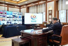 .东盟与韩中日商定致力于设立抗疫基金.