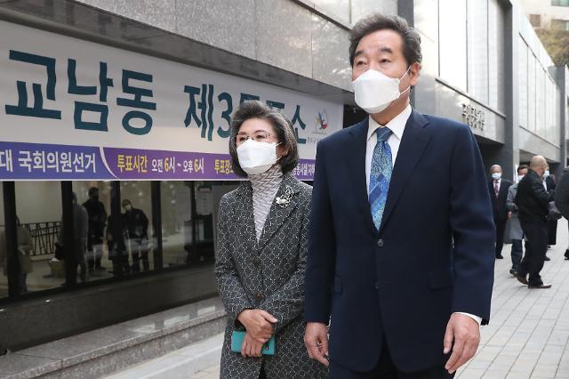 [총선 D데이] MBC 출구조사 결과...민주 153~170석 vs 통합 116~133석