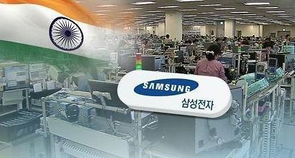 三星等韩企捐款捐物 协助印度进行防疫