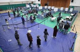 .韩国第21届国会议员选举投票率创28年来最高纪录.