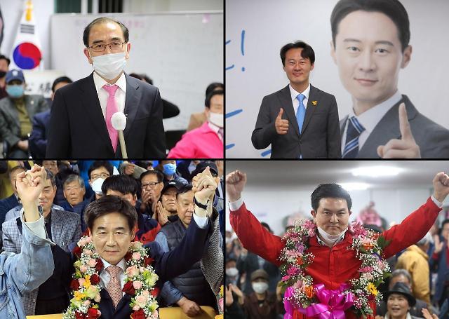 [총선 당선인] 태구민, 탈북자 출신 첫 여의도 입성…김태호 기사회생