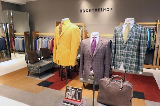 男生更爱美 韩男性名牌时尚产品销售额增幅为女性四倍
