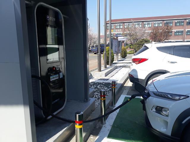한국폴리텍대학 남인천캠퍼스, 교내에 '개방형 전기차 충전소' 개통