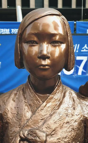 [홍승완의 기사식당] 그날 수요집회에선 일장기가 펄럭였다