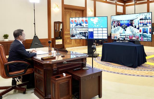 靑, NSC 상임위 개최…'아세안+3' 회의 합의 이행 협의