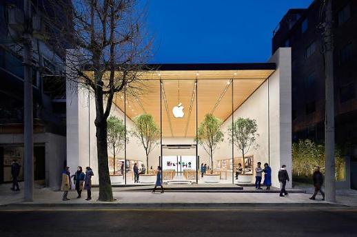 韩国Apple Store将于18日恢复营业