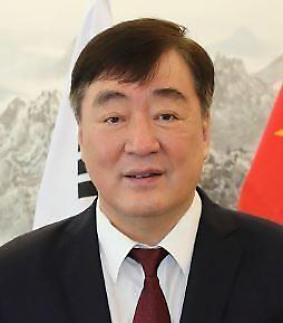 邢海明大使高度评价韩国新冠疫情防治