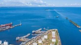 SK E & S bảo đảm quỹ bằng cách bán cổ phần của công ty gas Trung Quốc