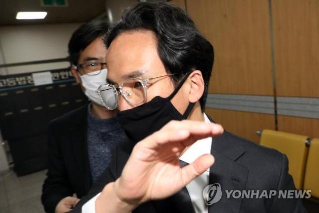 조현범 한국타이어 대표, 1심 집행유예...범죄 수익 전부 반납