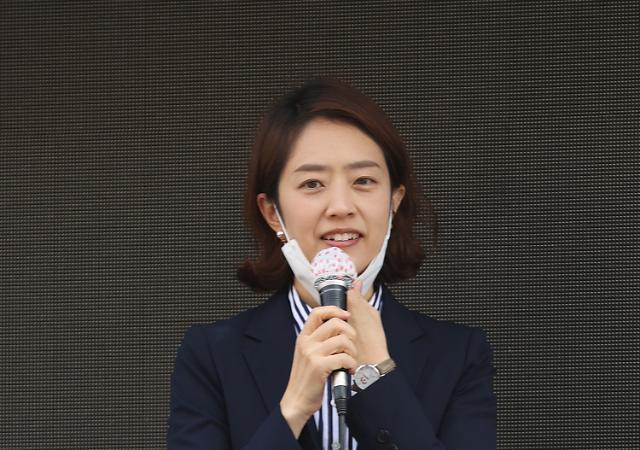 """""""그대의 눈물, 별빛이 될 것""""…與 고민정 남편 조기영 청혼시(詩)"""