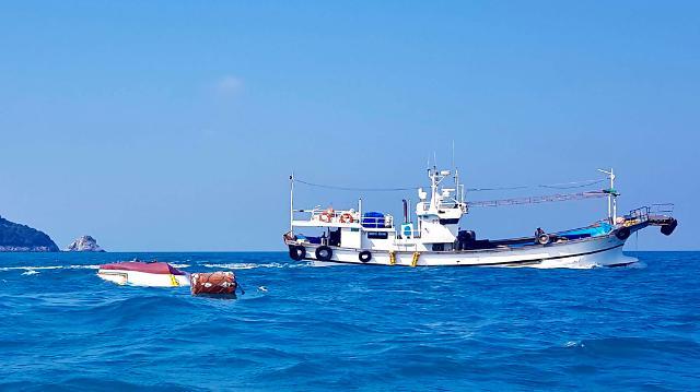 코로나19에 소형 어선 폐수 무상수거한다
